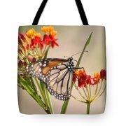 Monarch Portrait Tote Bag