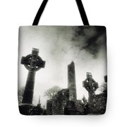Monasterboice, Co Louth, Ireland Tote Bag