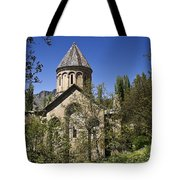 Monastery Of Ishan Tote Bag