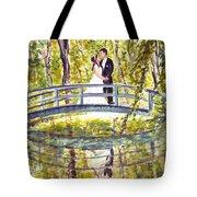 Monet Wedding Tote Bag