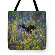 Monet's Cat Tote Bag