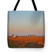 Moning In The Heartland Tote Bag