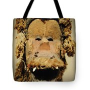 Monkey Of The Tribe Tote Bag