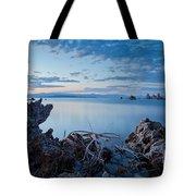 Mono Lake After Sunset Tote Bag