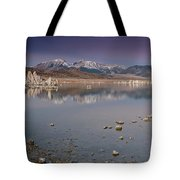 Mono Lake Panorama Tote Bag