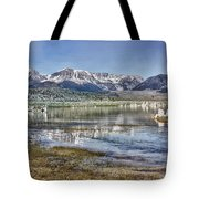 Mono Lake Sierra Tote Bag