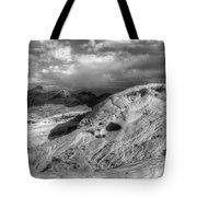 Monochrome Landscape Project 2 Tote Bag