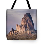 Monolith Tote Bag by Mike Hendren