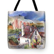Monpazier In France 05 Tote Bag