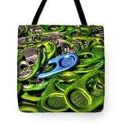 Monster Can Tabs Detroit Mi Tote Bag