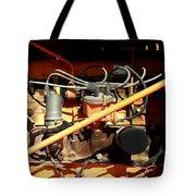 Monster Machine Tote Bag