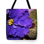 Monster Violet Tote Bag