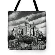 Mont St. Michel Tote Bag