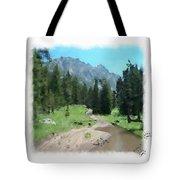 Montana Mudhole Tote Bag