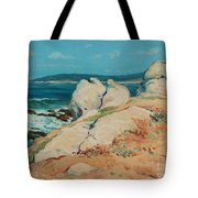 Monterey Coast Tote Bag