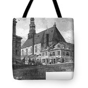 Montreal: Bonsecours Tote Bag