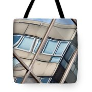 Montreal Reflections Viii Tote Bag