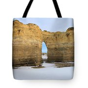 Monument Rocks Arch Tote Bag