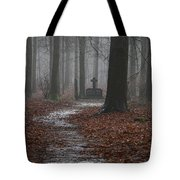 Monument To The Resistance Tote Bag by Anonymous