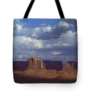Monument Valley 3 Tote Bag