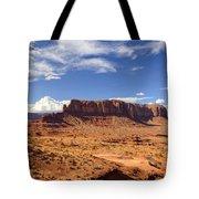 Monument Valley Arizona  Tote Bag