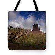 Monument Valley Vista Tote Bag