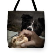 Moon Burger Tote Bag
