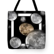 Moon From The Country Tote Bag