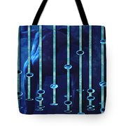 Moonlight Blue Tote Bag