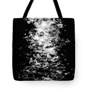 Moonlight On Water Tote Bag