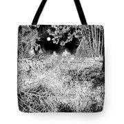 Moonlit Frost Tote Bag