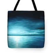 Moonrise II Tote Bag by James Christopher Hill