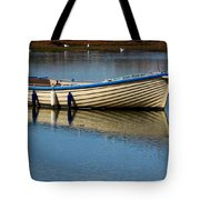 Moored And Ready Tote Bag