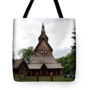 Moorhead Stave Church 1 Tote Bag