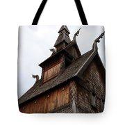 Moorhead Stave Church 11 Tote Bag