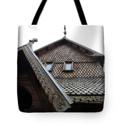 Moorhead Stave Church 13 Tote Bag
