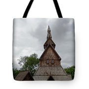 Moorhead Stave Church 2 Tote Bag