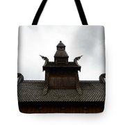 Moorhead Stave Church 3 Tote Bag