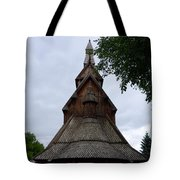 Moorhead Stave Church 7 Tote Bag