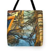 Moorings Tote Bag