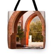 Moorish Arches Tote Bag