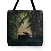 Moose Pond Hideout Tote Bag