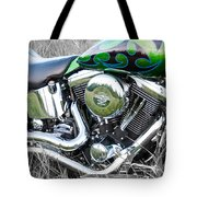 More Chrome 2 Tote Bag