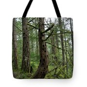 More Island Tree Art Tote Bag