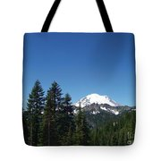 More Mt Rainier Tote Bag