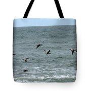More Pelicans Tote Bag