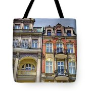 More Posnan Shops - Poland Tote Bag