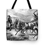 Mormon Family, 1874 Tote Bag