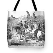 Mormons At Nauvoo, 1840s Tote Bag