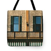 Morning Above The Bar 2 Tote Bag